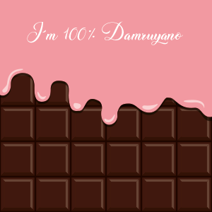 chocolate 100% damaruyano